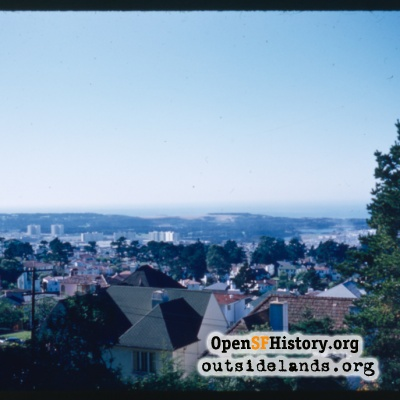 View SW from Mount Davidson