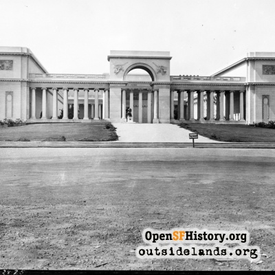 Legion of Honor site