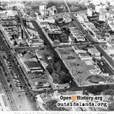 Playland Aerial