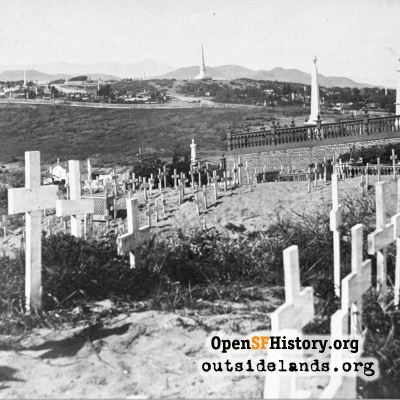 Lone Mountain Cemeteries