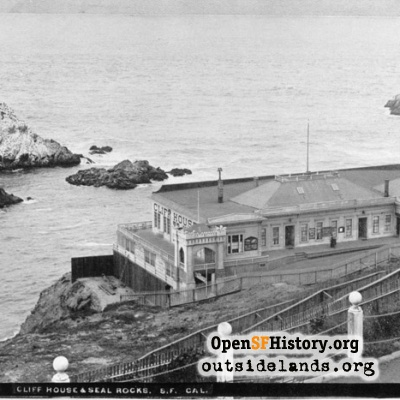 Second Cliff House