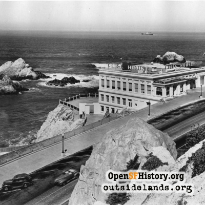 Third Cliff House and Seal Rocks