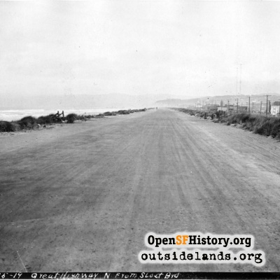 Great Highway near Sloat