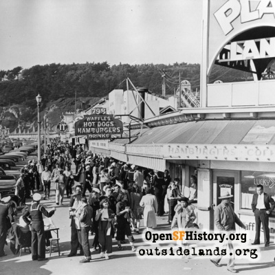 Playland at the Beach