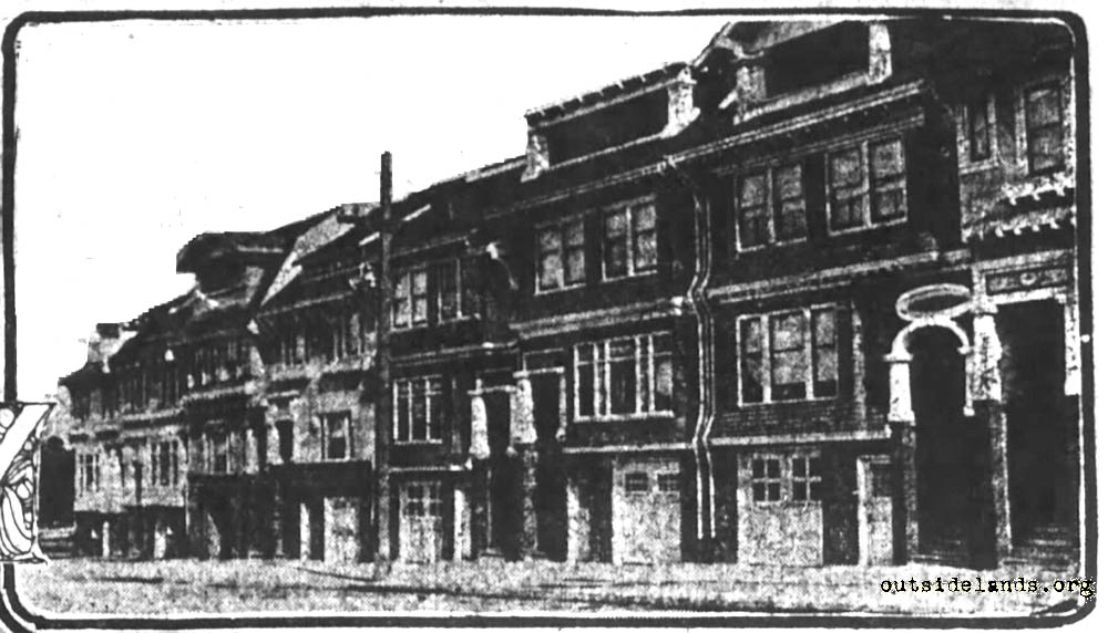 Eighth Avenue in 1913