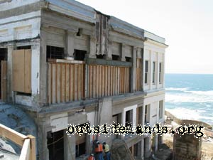 Cliff House Reconstruction