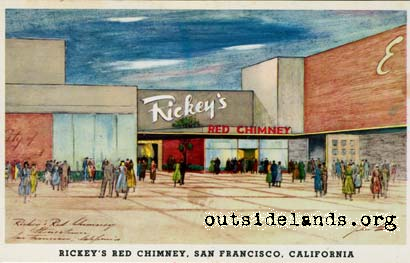 Rickey's Red Chimney