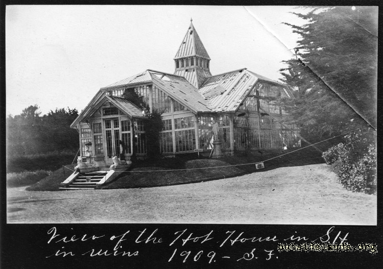 Sutro Heights Conservatory