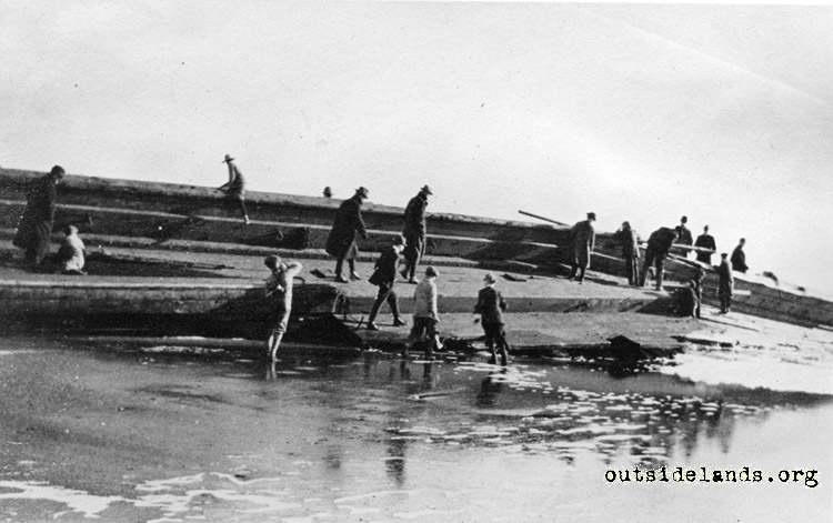 Wreck of Aberdeen on Ocean Beach