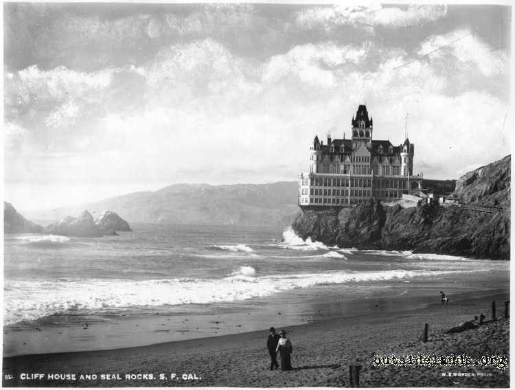 Victorian Cliff House