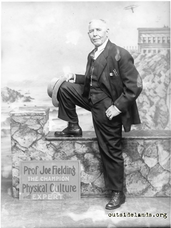 Professor Joe Fielding