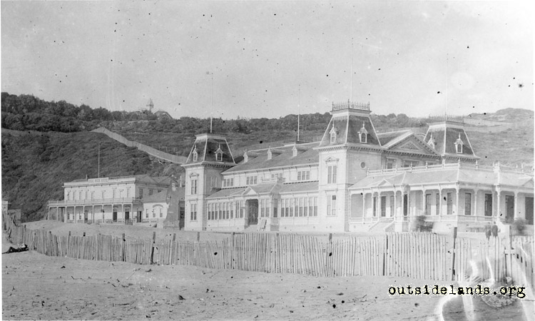 Seal Rock Hotel and Ocean Beach Pavilion