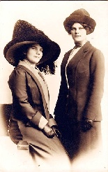 Millinery Styles 1913-1914