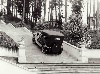 Auto on Pacheco Steps, 1923