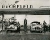 Richfield Service Station on Noriega Street, circa 1948.