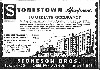 Stonestown Apartments ad, 1951