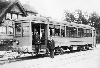 Muni Car #2 at 10th Avenue and Fulton Street, 1913